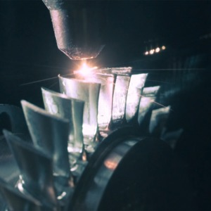 Formation fabrication additive metal