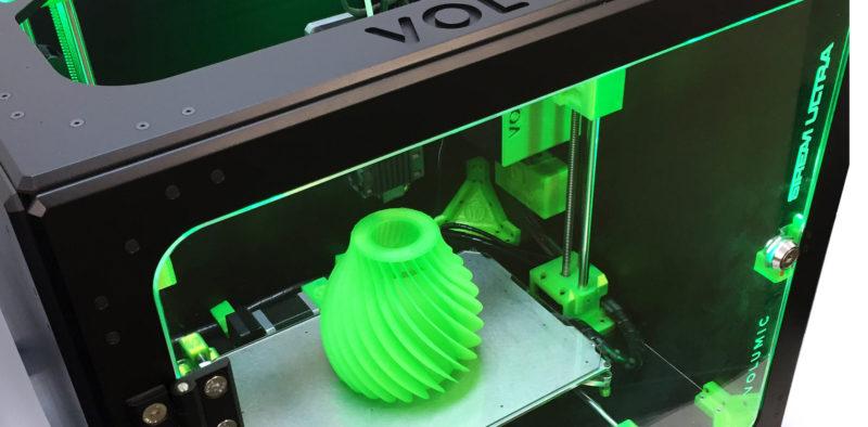 Impression d'un objet en 3D grâce à la technologie FDM