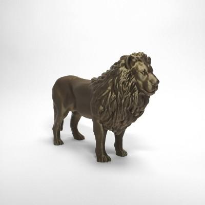 Lion en Impression 3D FDM