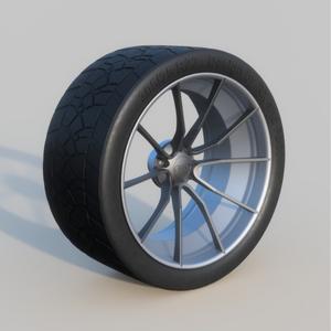 Se former à Autodesk Fusion 360 en modélisant une jante de Q7 en 3D