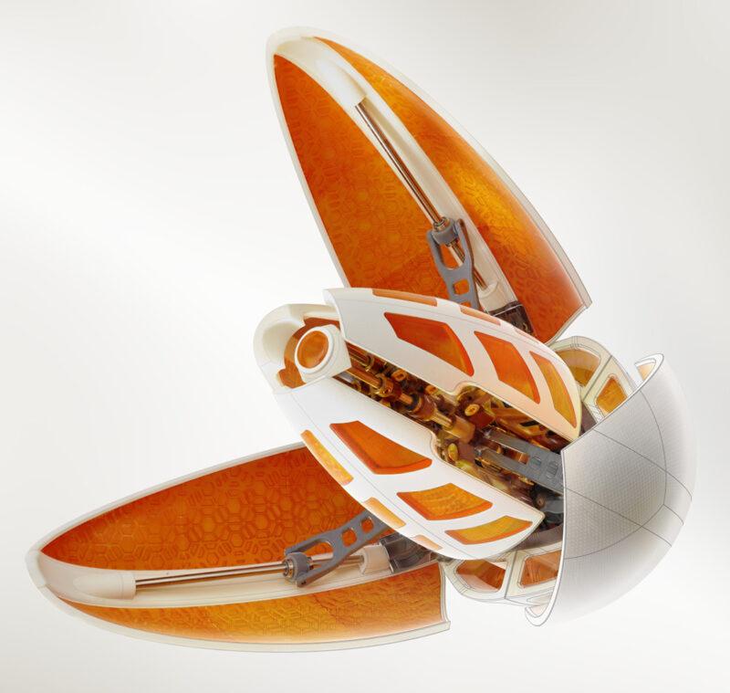 Se former à Autodesk Fusion 360 en modélisant en 3D la capsule Autodesk