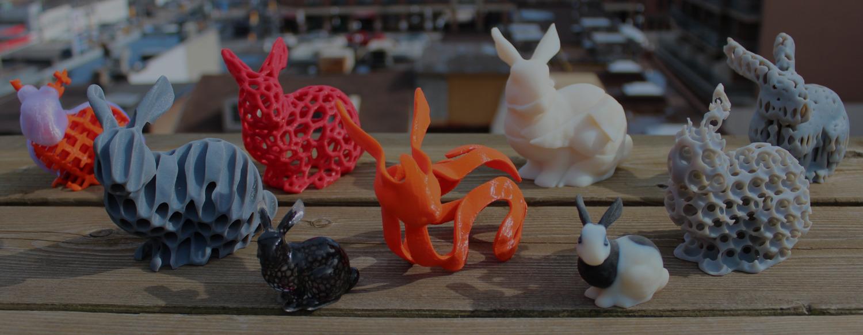 Imprimer en 3D des formes complexes avec Meshmixer
